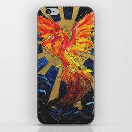 Rise From The Ashes iPhone Skin