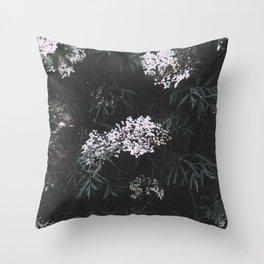 Flower Photography by Elijah Beaton Throw Pillow
