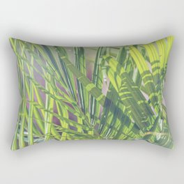 Keep Growing Rectangular Pillow
