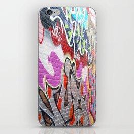 graffiti3 iPhone Skin