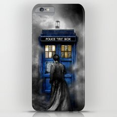 Tardis doctor who lost in the Mist apple iPhone 4 4s 5 5s 5c, ipod, ipad, pillow case and tshirt iPhone 6s Plus Slim Case