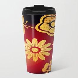 Mi Flor Travel Mug