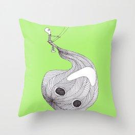 Dream 3 Throw Pillow