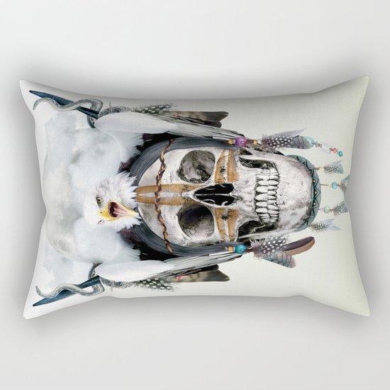 Wild Spirit III Rectangular Pillow