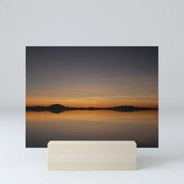 Salar De Uyuni 7 Mini Art Print