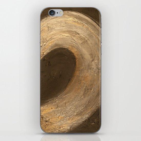 Burleaniya iPhone Skin