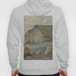 """Claude Monet """"Falaises des Petites-Dalles"""" Hoody"""