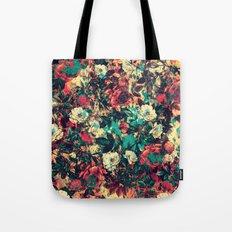 RPE FLORAL V Tote Bag