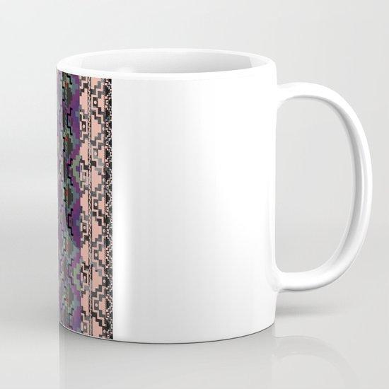 Russian style inspired Aztec Mug