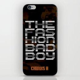 The Fashion Bad Boy Case iPhone Skin