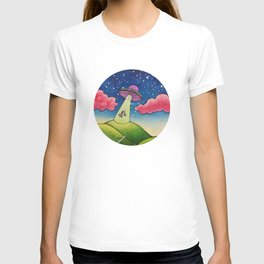 Cow Abduction T-shirt