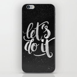 Let's do iPhone Skin