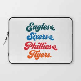 Philadelphia Sports Teams Laptop Sleeve