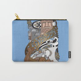 A Viking History No. 4 Carry-All Pouch