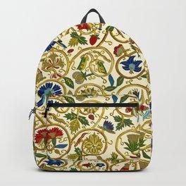Embroidered Elizabethan / Jacobean Jacket Backpack