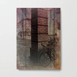 A Pillar of Strength Metal Print