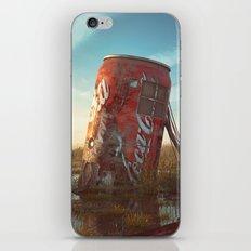 Coke iPhone & iPod Skin