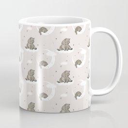 Moonlight teddy bear Coffee Mug