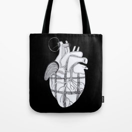 heartgrenade Tote Bag
