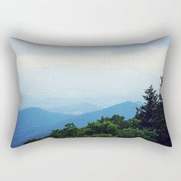 Summit At Brasstown Bald 2 Rectangular Pillow