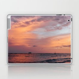 Cotten Candy Sunset Laptop & iPad Skin
