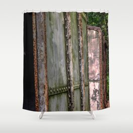 Hellfire Pass Shower Curtain