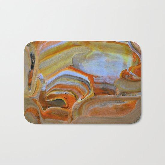 Marble Fantasy Bath Mat