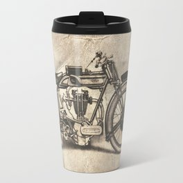 Norton Motorcycles Travel Mug