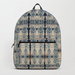 Vintage Shibori Eight Backpack
