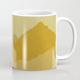 Shades of Desert Coffee Mug