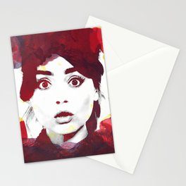 The Impossible Clara Stationery Cards