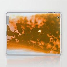 orange haze and white sunlight Laptop & iPad Skin