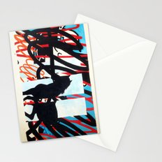 HORSE SCRIBBLE Stationery Cards