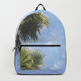 The sun and the palms Backpack