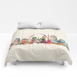 st louis missouri Comforters
