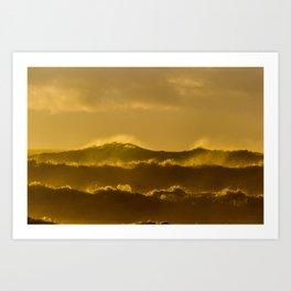 Ocean #1 Art Print