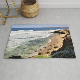 La Jolla California by Reay of Light Rug