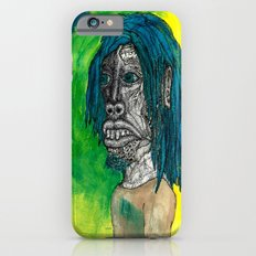 Self Portrait iPhone 6s Slim Case