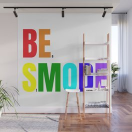 Be Smode! - #Beastmode - Fitness Inspiration Wall Mural