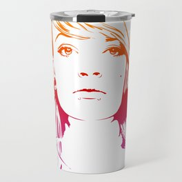 TattooGirl Travel Mug