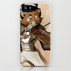 Fox and Fiddle iPhone (5, 5s) Slim Case