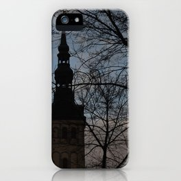 Magic place iPhone Case