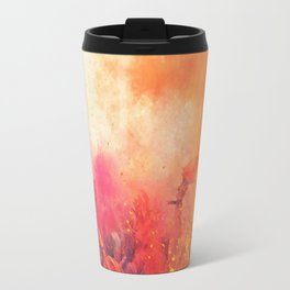jittery moment as emotions echoed Travel Mug