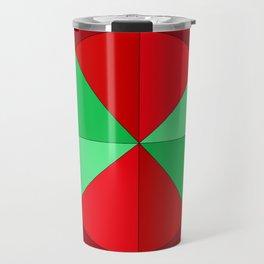 Christmas Wheel Travel Mug