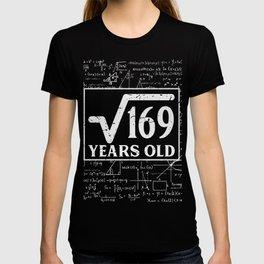 13th Birthday Math T-shirt