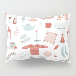 Hygge Cosy Things Pillow Sham