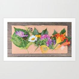 Annaliese's Nature Art Art Print