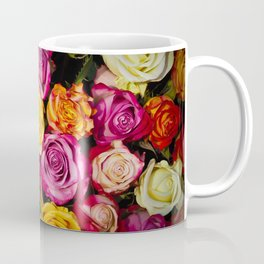Real roses pattern Coffee Mug