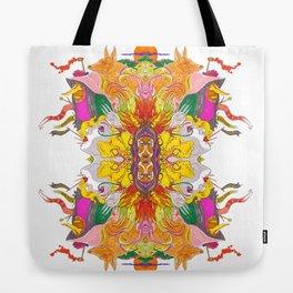 Free Psych and Mirrors - Antonio Feliz Tote Bag