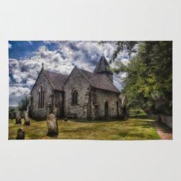 Streat Church Rug
